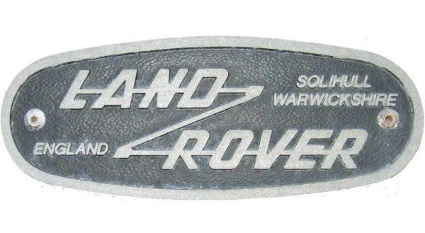 Land Rover-1948-logo