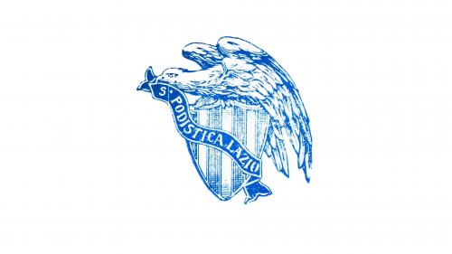 Lazio logo 1900