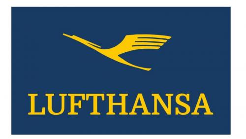 Lufthansa Logo  1953