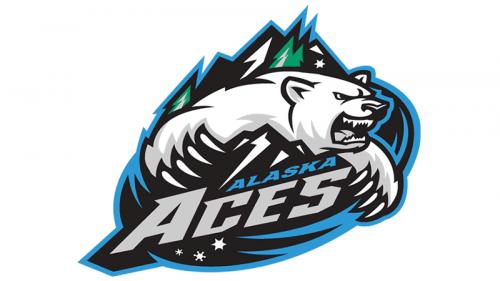 Maine Mariners Logo 2003