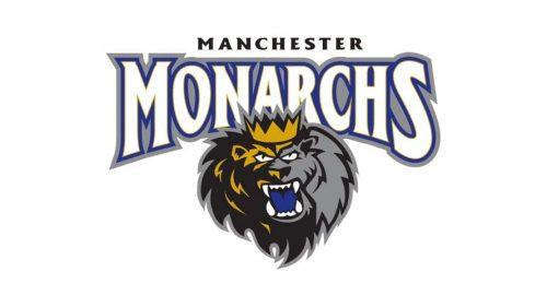 Manchester Monarchs Logo  2000