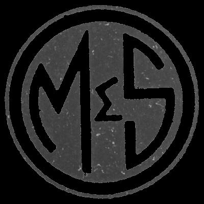 Marks and Spencer Logo 1954
