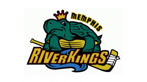 Mississippi RiverKings Logo 2002