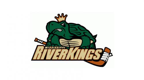 Mississippi RiverKings Logo 2007