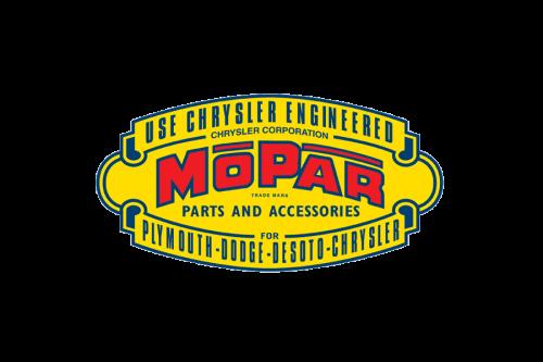 Mopar Logo 1937