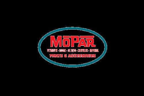 Mopar Logo 1954