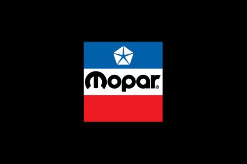 Mopar Logo 1972