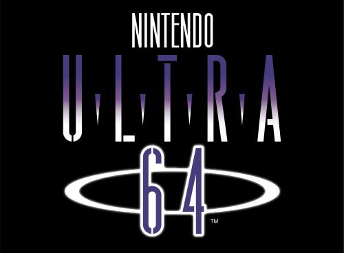 N64 Logo 1995