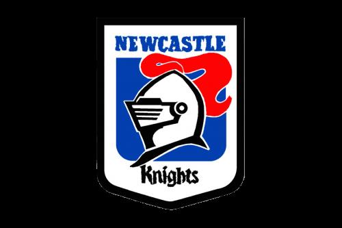 Newcastle Knights Logo 1988