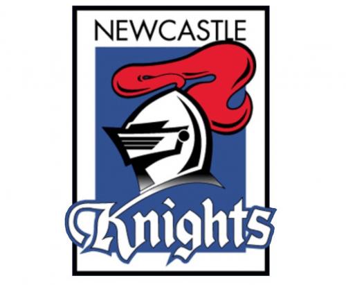 Newcastle Knights Logo 1998