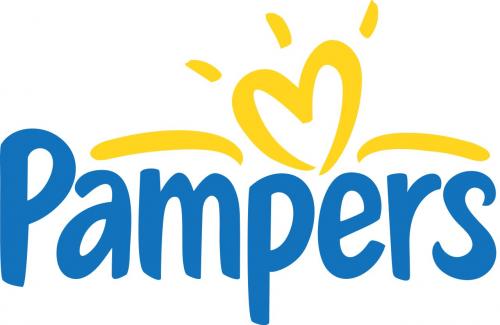 Pampers Logo 2000