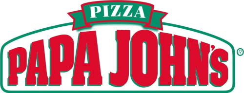 Papa Johns Logo 1995