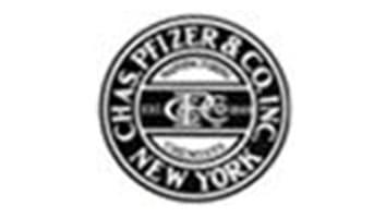 Pfizer logo 1949