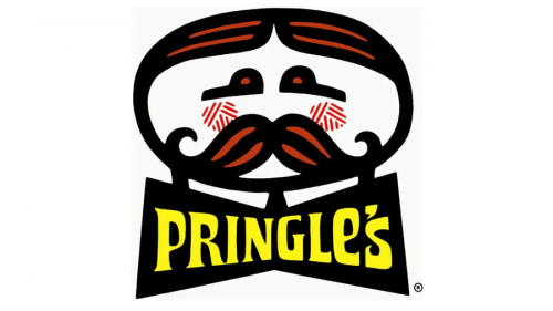 Pringles logo 1967