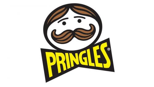 Pringles logo 1996
