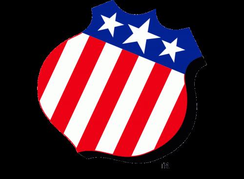 Rochester Americans logo 1957