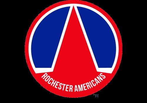 Rochester Americans logo 1969