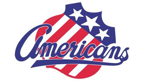 Rochester Americans logo 1972
