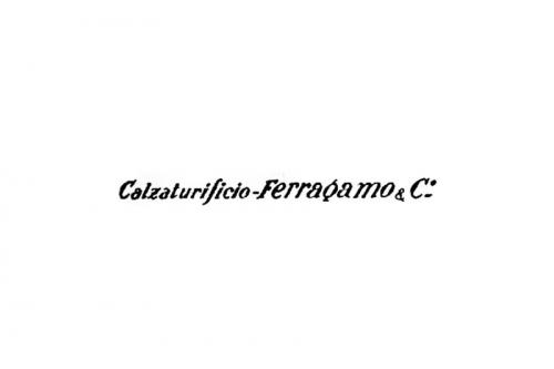 Salvatore Ferragamo Logo 1927