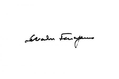 Salvatore Ferragamo Logo 1960