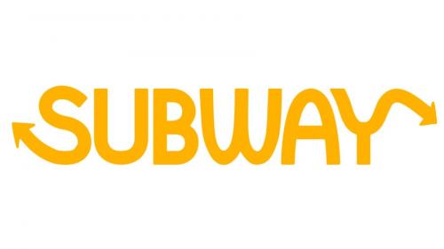 Subway Logo 1968