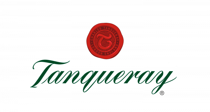 Tanqueray logo emblema