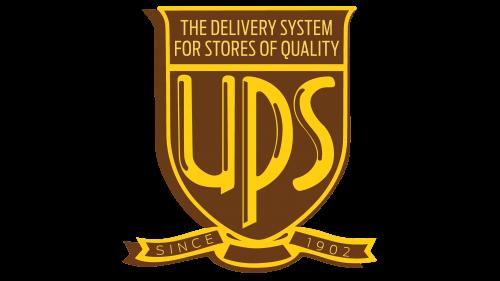 UPS Logo 1937