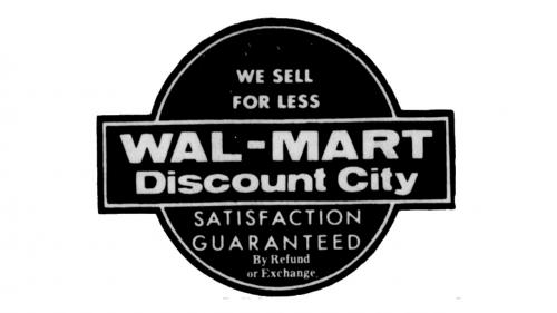 Walmart Logo 1969