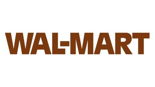 Walmart Logo 1981