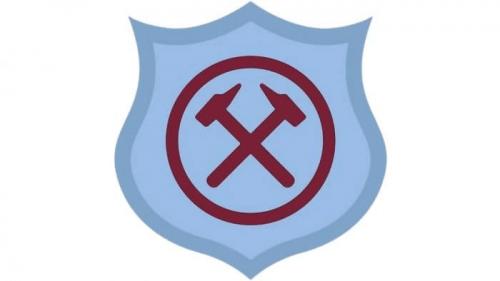 West Ham United Logo 1923