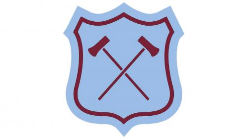 West Ham United Logo 1952