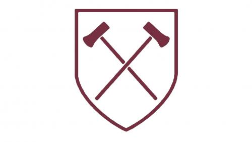 West Ham United Logo 1963