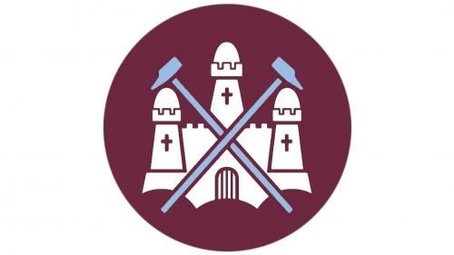 West Ham United Logo 1975
