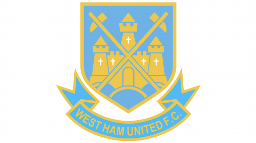 West Ham United Logo 1980
