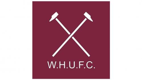 West Ham United Logo 1983