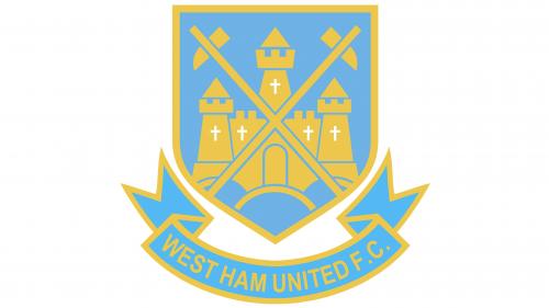 West Ham United Logo 1985