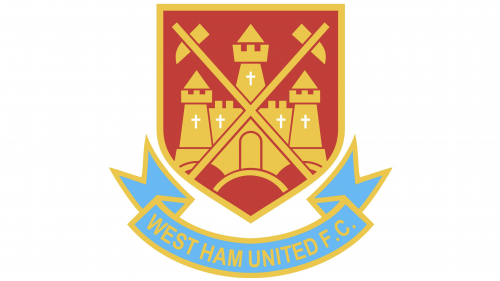 West Ham United Logo 1987