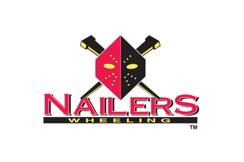 Wheeling Nailers Logo 1996