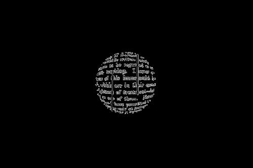 Wikipedia Logo 2001