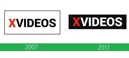 XVideos Logo historia
