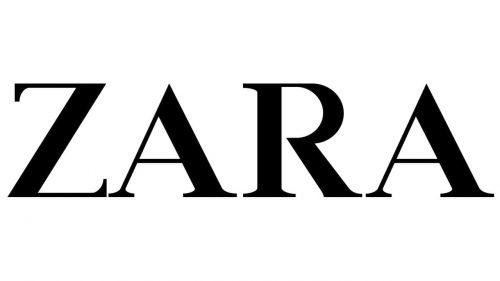 Zara logо 1975