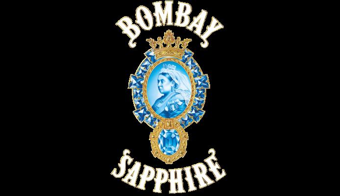 bombay sapphire logo emblema