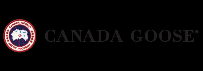 Canada goose logo emblema