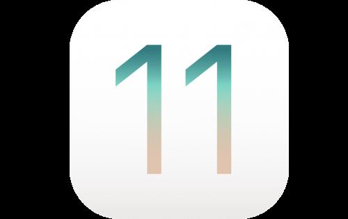 iOS logo 11