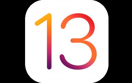 iOS logo 13