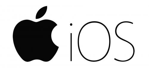 iOS logo 2013