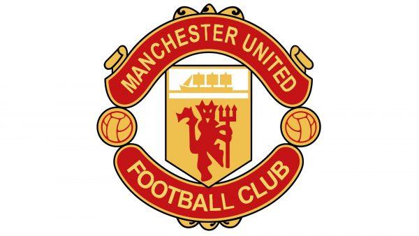 manchester united-1993-logo