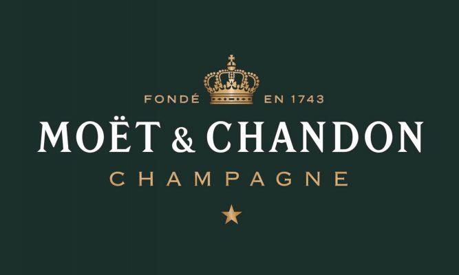 moët & chandon logo emblema