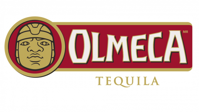 olmeca tequila logo emblema