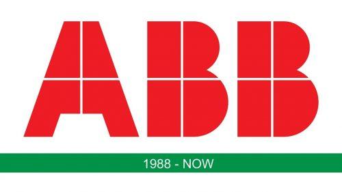 storia del logo ABB